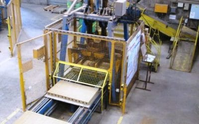 Isolating machinery for repairs and maintenance