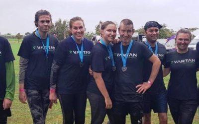 VARTAN team go the Whole Hog!